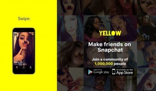 Yellow App for Teenagers Putting Youth at Risk of Predators