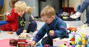 New Location! Itsy Bitsy Tots Playgroup Now at Heritage College in Hull! @ Heritage College | Gatineau | Québec | Canada
