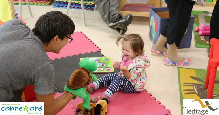 Our Itsy Bitsy Tots Playgroup is this Thursday, January 18!