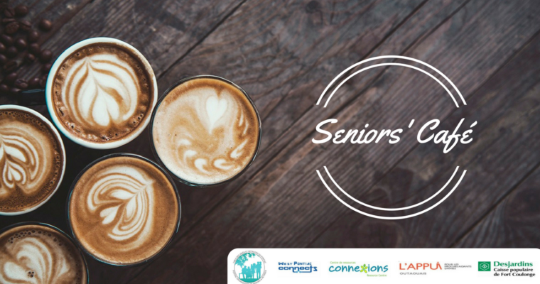 Reserve Your Spot Now for the 2018 Seniors' Café in the Pontiac!