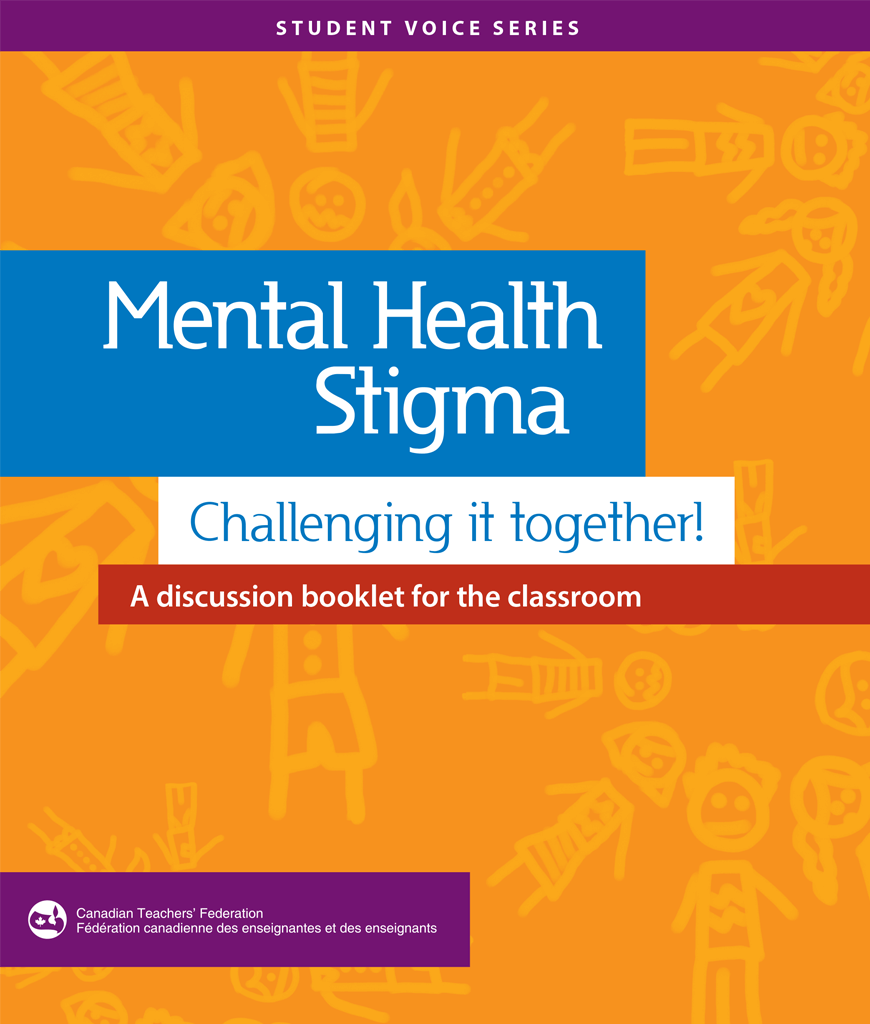 Mental Health Stigma Challenging It Together A Discussion Booklet