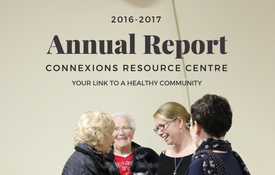 Make Sure To Check Out Our 2016-2017 Annual Report!