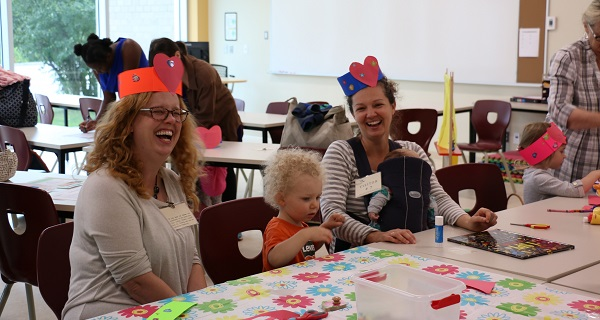 Lots of Fun and Smiles at Our First Itsy Bitsy Tots Playgroup!