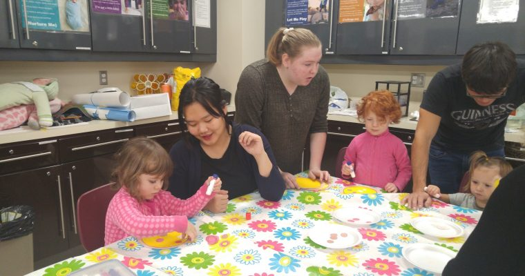 Grumpy Bird and Pizza Craft Fun at the Itsy Bitsy Tots Playgroup!