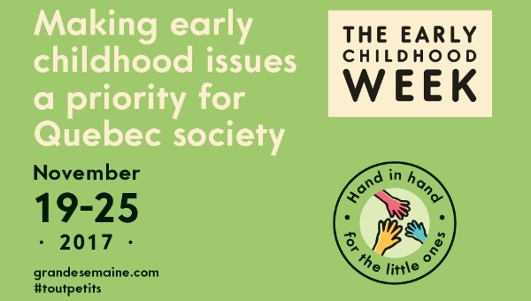 Making Early Childhood Concerns a Priority during The Early Childhood Week!