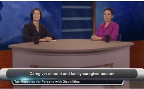 Information on the Caregiver Amount and the Family Caregiver Amount