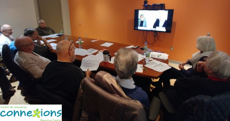 Wrap-Up and Resources Shared During Videoconference on Hearing loss