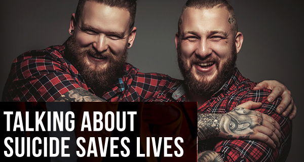 Talking About Suicide Saves Lives – Suicide Prevention Week (February 4-10)